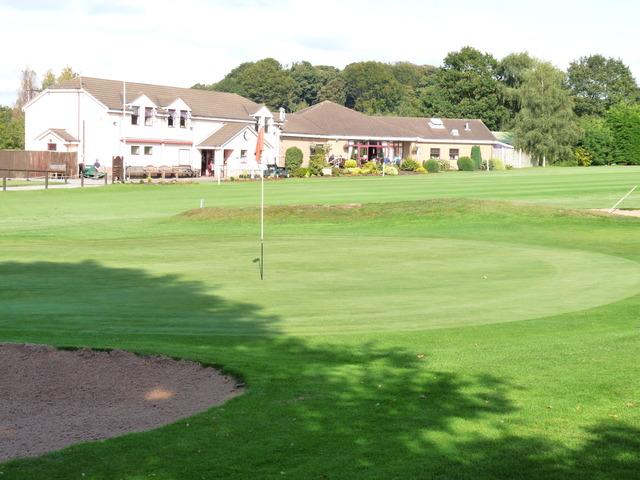 Golf-Club-House