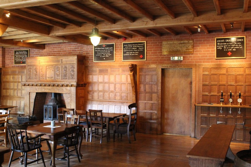 The Red Lion Discover Market Drayton Tourism Visitor Guide